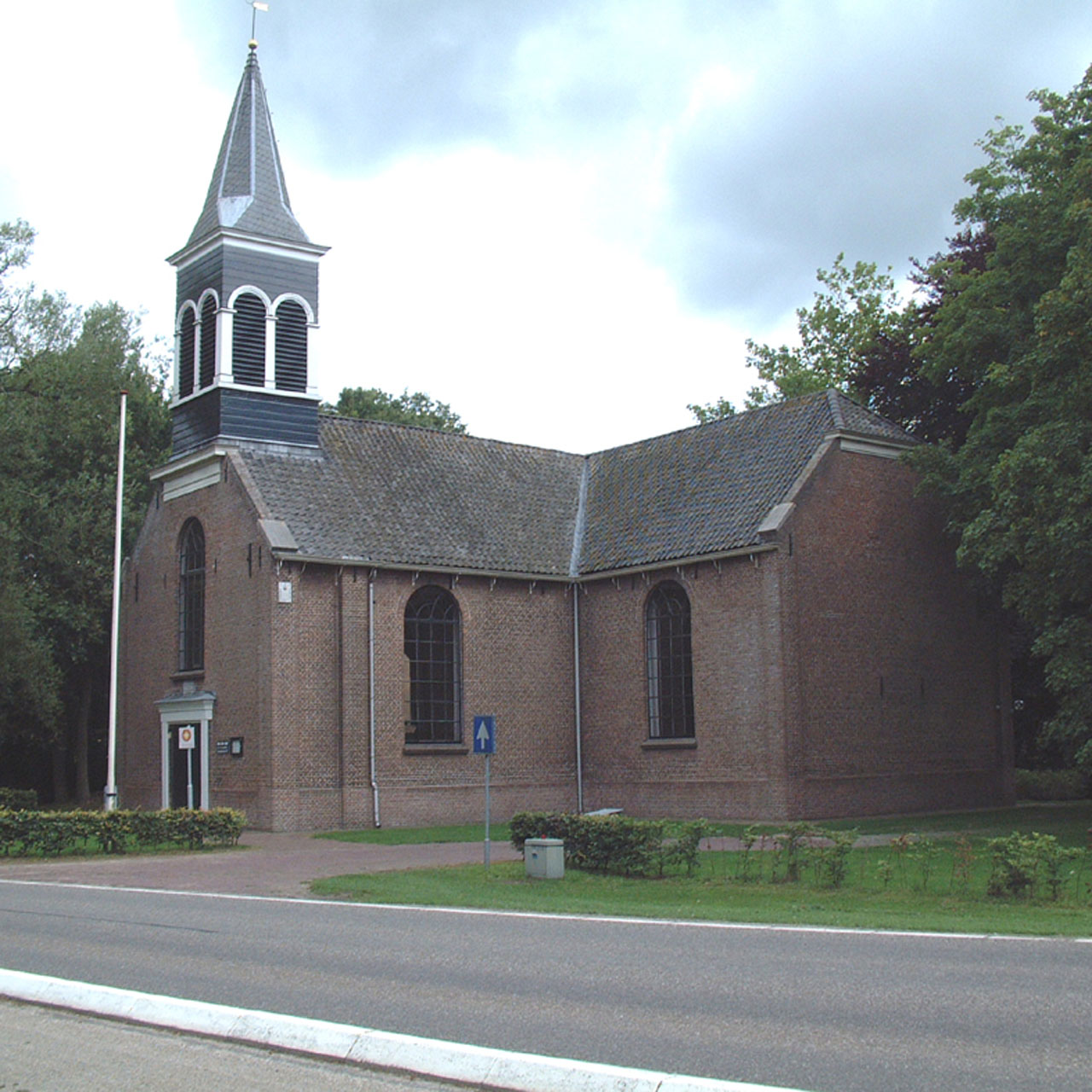 Uitbreiding kerk oud avereest - Uitbreiding oud huis ...